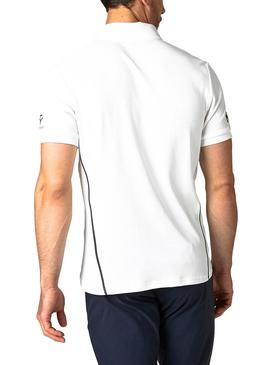 Polo Helly Hansen HP Racing Bianco per Uomo