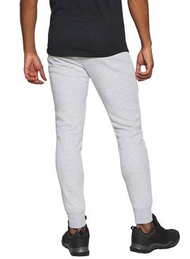 Pantaloni Jack And Jones Will Grigio per Uomo