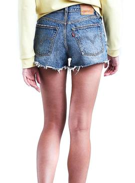 Shorts Levis 501 Heart Back To You