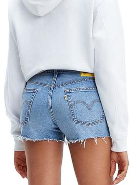 Short Levis 501 Peanuts Snoopy Woman