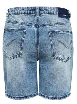 Shorts Only Dana Light Denim Donna