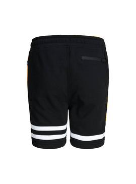 Shorts Jack And Jones Coblair Black Bambino