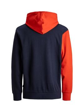 Felpe Jack and Jones Sweat Colourblock Bambino