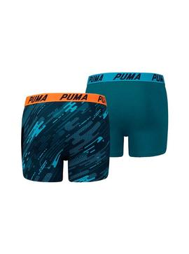 Pack Boxer Puma Basic Orange