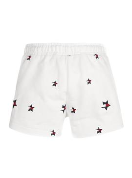 Short Tommy Hilfiger Iconic Star Flag Bambina