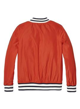 Tommy Hilfiger bomber Rosso