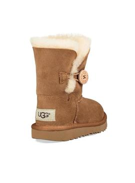 Bootss Ugg Bailey Button II Kids Chestnut