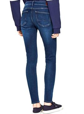 Jeans Pepe Jeans Pixie Blu Donna