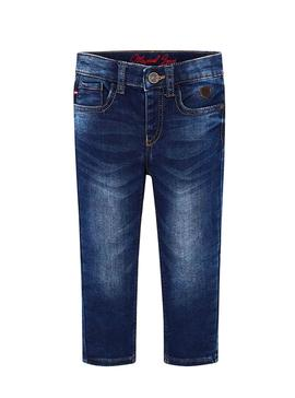 Jeans Mayoral Denim scuro Bambino