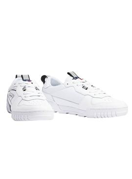 Sneaker Tommy Jeans Signature Bianco Uomo