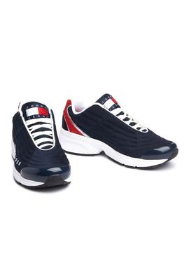 Sneaker Tommy Hilfiger Heritage Marino Donna