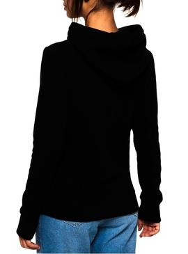 Felpe Superdry Track and Field Black Donna