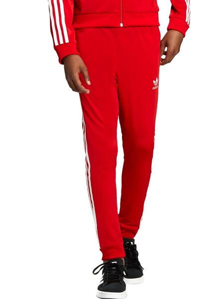 adidas donna rosso pantaloni
