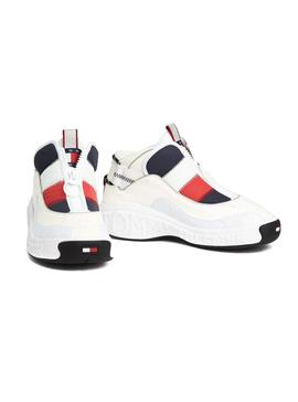 Sneaker Tommy Jeans Heritage Padded Nylon Donna