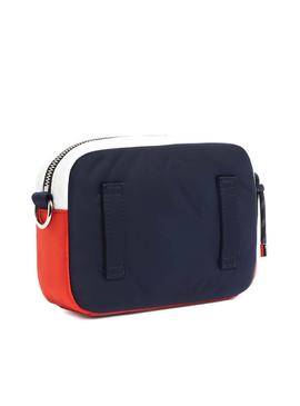 Borsa Tommy Jeans Item Crossover Colorblock Donna