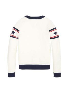 Maglia Tommy Hilfiger Essential Stars Bambina