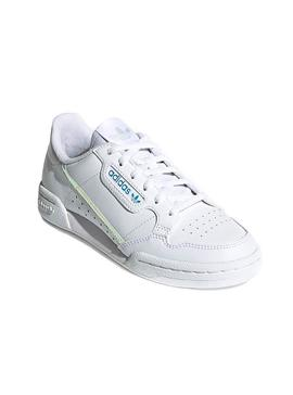 Sneaker Adidas Continental 80C Bianco Kids