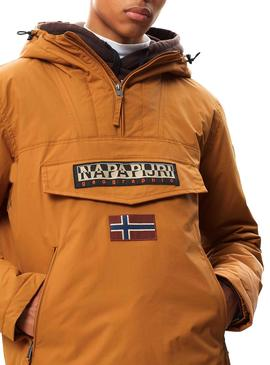 Napapijri Rainforesta Pocket W PKT Golden Uomo