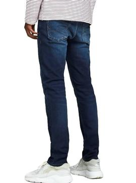 Pantalone Jack and Jones Glenn Blu Uomo