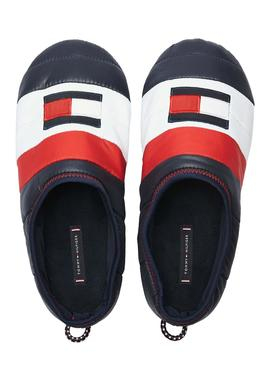 Pantofole Tommy Jeans Colore Block Uomo