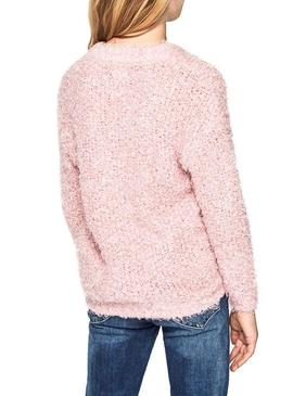 Maglia Pepe Jeans Britney Pink Bambina