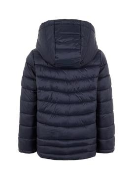 Giubbotto Name It Sposta Kids Blu Blu Navy