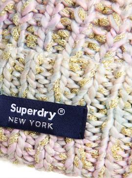 Berretto Superdry Sparkle Multicolor Donna
