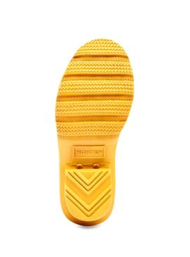 Stivale Hunter Kids Original Giallo