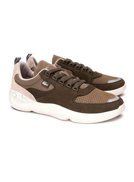 Sneaker Lacoste Wildcard Brown Uomo