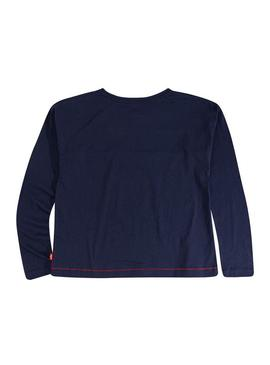 T-Shirt Levis Dropped Colorblock Bambino