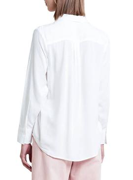 Camicia Only Frita Bianco Donna