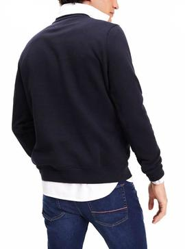Felpe Tommy Hilfiger Multi Crest Matino Uomo