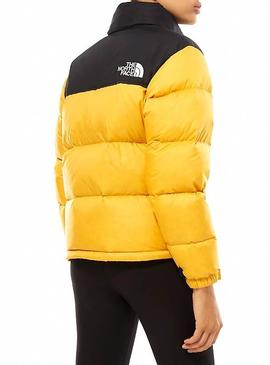 Giacca The North Face 1996 Giallo Donna