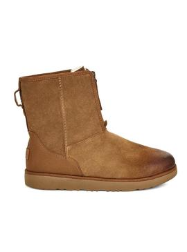 Stivales UGG Classic Short Front Zip