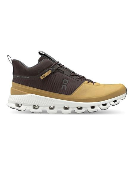 Sneaker On Running Cloud Hi Caramel Uomo