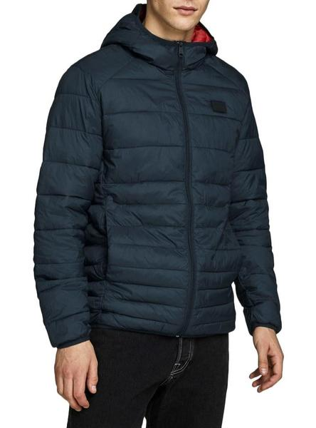 Giubbotto Jack and Jones Ebomb Blu Uomo