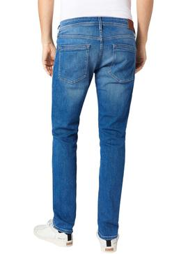 Jeans Pepe Jeans Stanley Blu Uomo