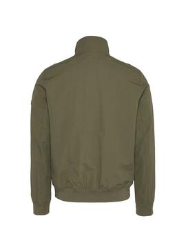 Tommy Jeans Essential Verde Bomber per Uomo