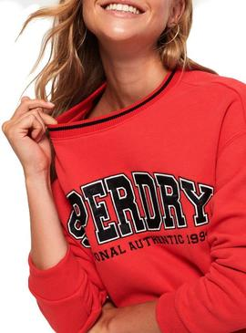 Abito Superdry Urban Red