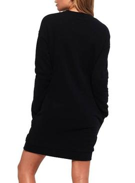 Superdry Abito Embellished Sweat nero