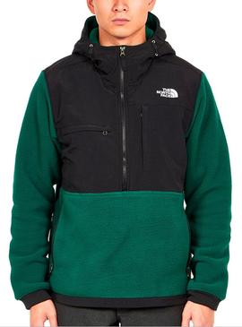 Giacca The North Face Denali Verde Uomo