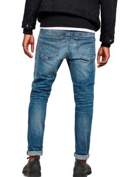 Jeans G-Star 3301 Vintage Medium Uomo