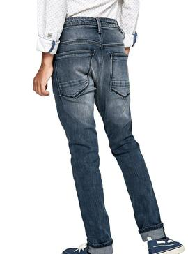 Jeans Pepe Jeans Nickels XJ0 Per Bambino
