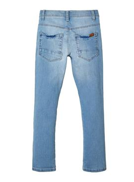 Jeans Name It Silas 2317 Light Bambino