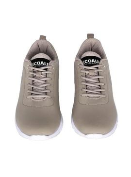 Sneaker Ecoalf Oregon arrostito per Donna