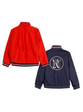 Windbreaker Mayoral Reversible Per Bambino