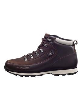 Stivales Helly Hansen The Forester Marron per Donna