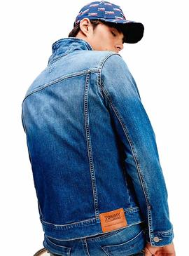 Giubbotto Denim Tommy Jeans Regular Denim