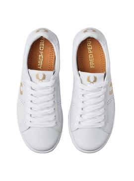 Sneaker Fred Perry B721 Bianco Uomo y Donna