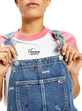 Salopette Tommy Jeans Star per Donna
